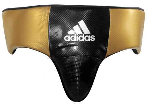 Adidas Hybrid Groin Guard - Black/Gold